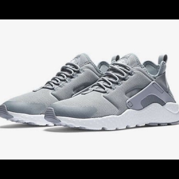 07a93f210d0 NIKE AIR HUARACHE ULTRA - GREY
